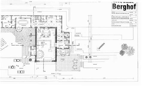 berghof floor plan pin by normann marois on photos