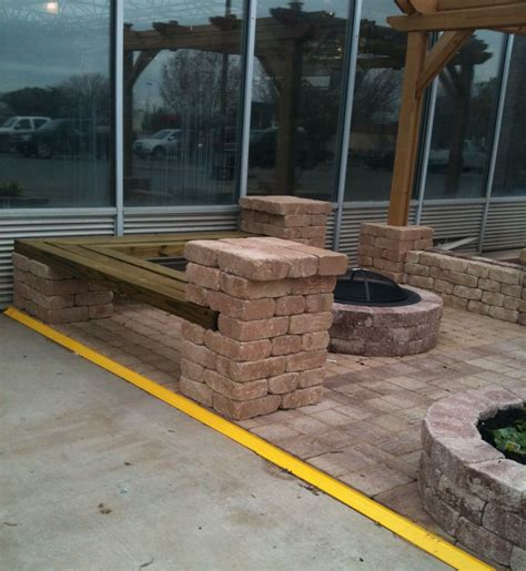diy outdoor pit seating backyard seating area around pit things to build