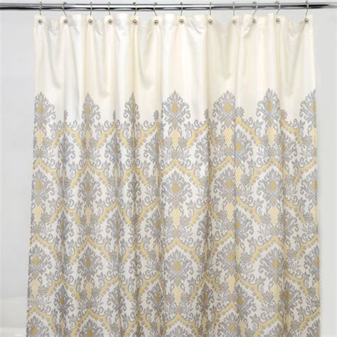 waverly shower curtain famous home waverly shower curtain cream walmart com