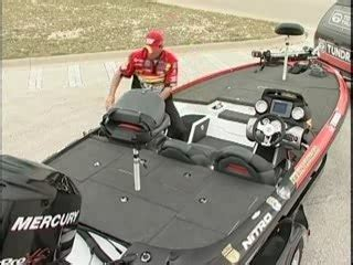 kbb bass boats kevin vandam talks about his nitro z 9 boat video