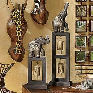 Safari themed decor