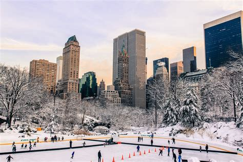 nyc holiday checklist must do christmas activities in