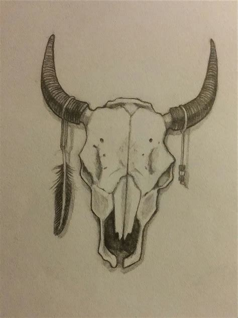 buffalo tattoo designs bison skull www imgkid the image kid has it