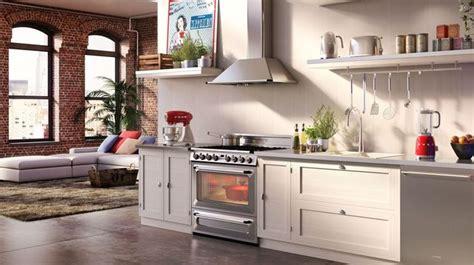 Formidable Les Plus Belles Petites Cuisines #7: cuisine-campagne-chic-avec-refrigerateur-smeg_5446933.jpg