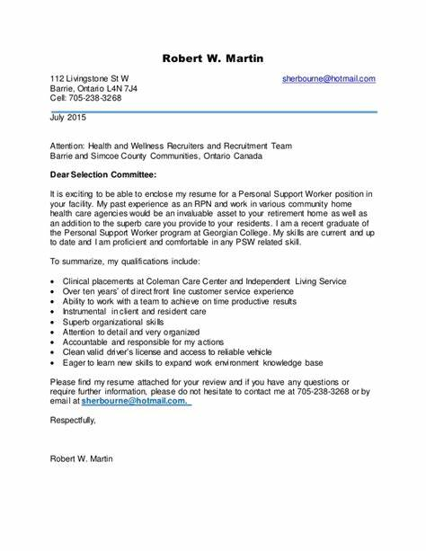 Resume sample in canada sample invitation letter to canada for new psw cover letter july 2015 stopboris Gallery