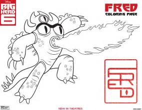 Big Coloring Pages Printable free coloring pages of gogo in big 6