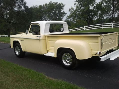 1965 dodge truck for sale really 1965 dodge d 100 stepside