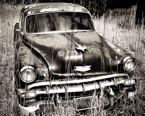 vintage cars drawings old chevy car art black and white photography print wall