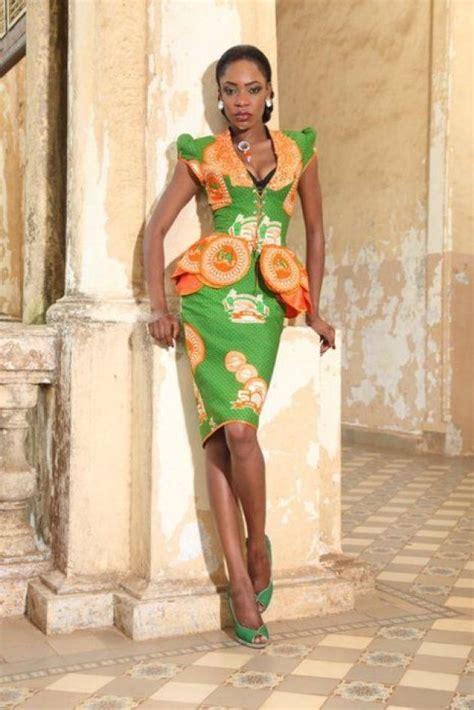 ankara peplum tops styles select a fashion style the ankara peplum top styles a