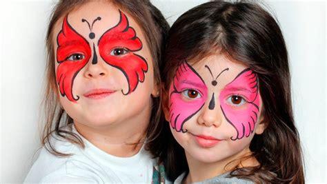 imagenes uñas pintadas para niñas divertidas im 225 genes de caras pintadas de super heroes