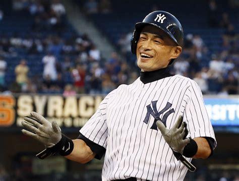 How Is Ichiro Suzuki Est100 一些攝影 Some Photos Ichiro Suzuki New York Yankees