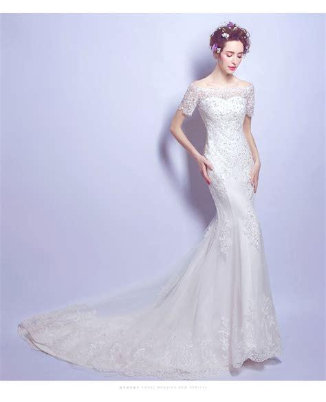 Dc Gaun Mermaid lynlynshop baju pesta butik indonesia gaun pengantin