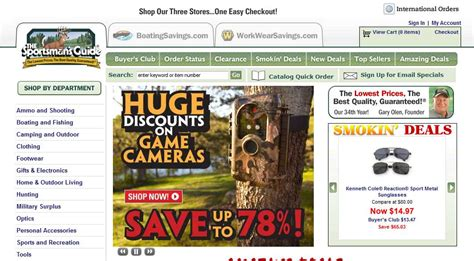 sportsman warehouse discount coupon code for sportsmans guide mega deals and coupons