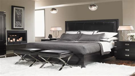 black  white furniture bedroom black white  grey