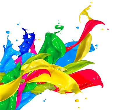 paint design paint splash acrylic colors design paint spray drops hd