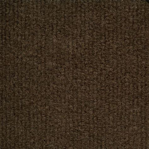 6 X 8 Outdoor Rug Foss Manufacturing Company Ribbed Chocolate Indoor Outdoor 6 X 8 Area Rug The Home