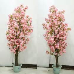 factory indoor decorative artificial cherry blossom bonsai