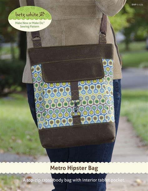 etsy bag pattern metro hipster bag pdf sewing pattern by betzwhite on etsy