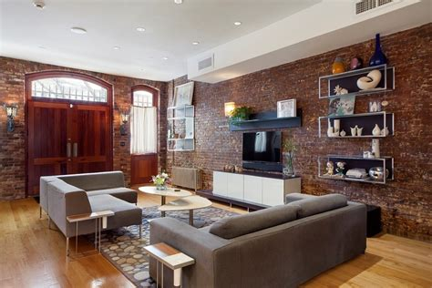 Kitchen Cabinets Brooklyn park slope carriage house with quintessential barn doors