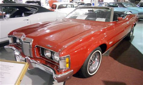 automozeal: cougars on the prowl part ii: the 1973 mercury