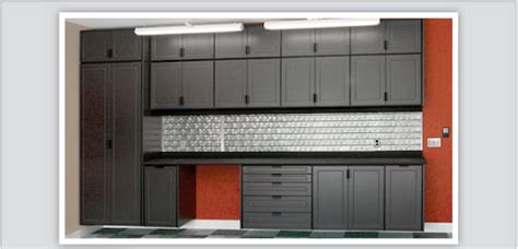 Garage Organization Program Garage Cabinets Jackson Overhead Door