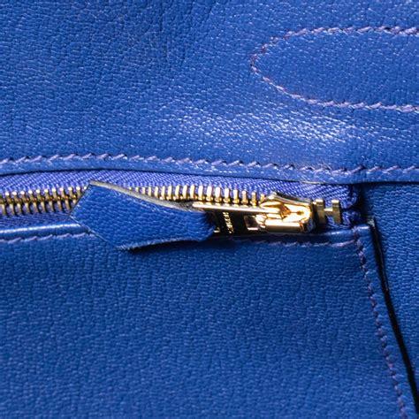 hermes blue electric 25 hermes birkin bag 25cm blue electric togo gold hardware