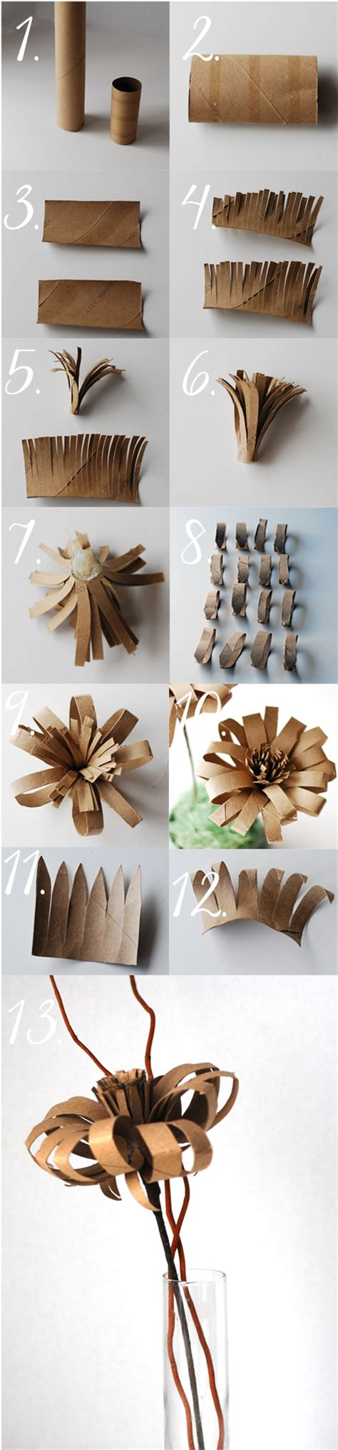 toilet paper arts and crafts wonderful diy amazing flower toilet paper roll easy