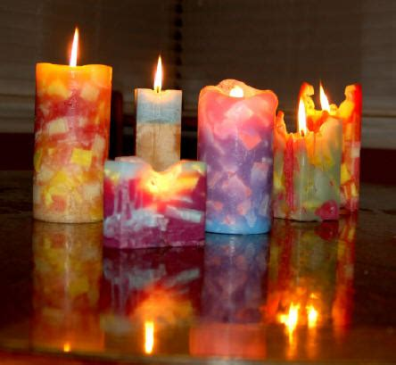 Candles Handmade - handmade candles by richelle