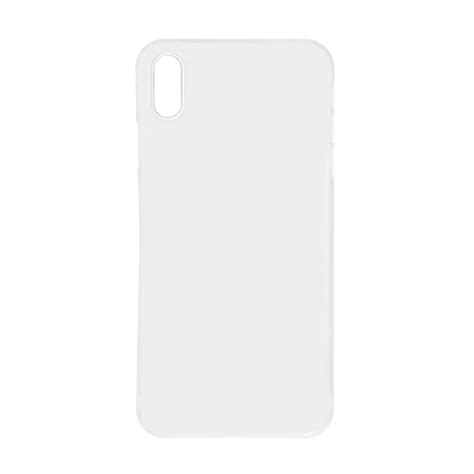 iphone xs max frosted white ultrathin phone fixez