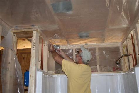 vapor barrier for bathroom walls vapor barrier bathroom ceiling 28 images the evan home design concepts company new