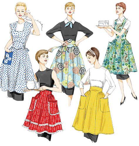 vogue pattern apron vogue patterns 8643 aprons sewing pattern
