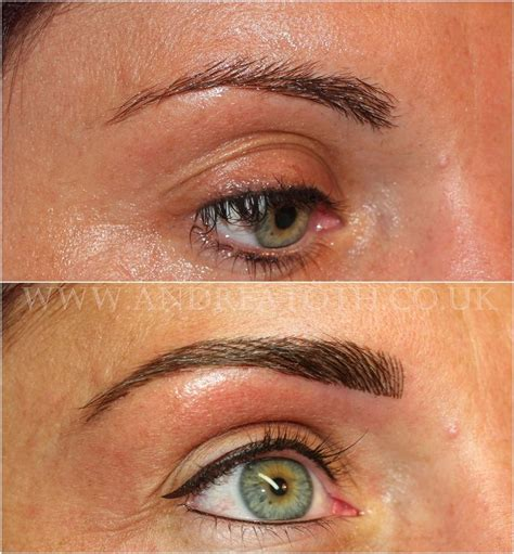 tattoo eyebrows cardiff 17 images about permanent makeup on pinterest semi