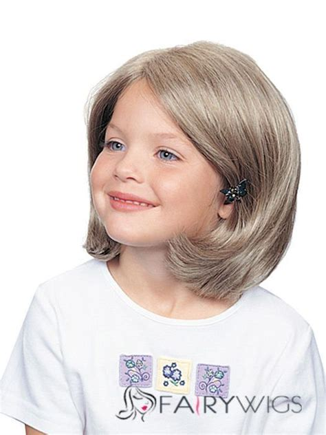 blonde bob toddler special cool short blonde 100 indian remy hair kids wigs