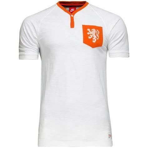 T Shirt Oranje Nederland Nike nike nederland t shirt y neck henley wit oranje www