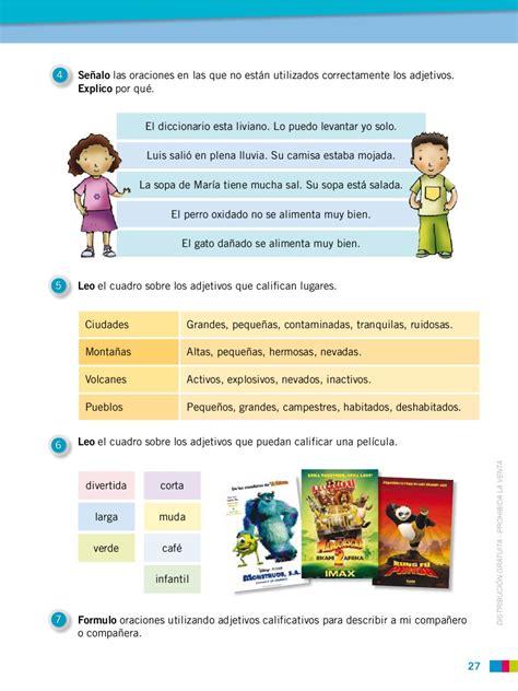 lectura y redaccin ejercicios y teora sobre lengua espaola libro de lengua y literatura 4to a 241 o by quito ecuador issuu