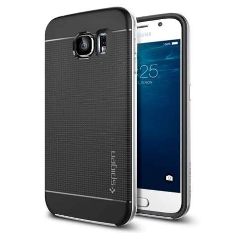 Sgp Ultra Hybrid For Samsung Galaxy S6 Oem Black 1 sgp neo hybrid for samsung galaxy s6 oem silver jakartanotebook