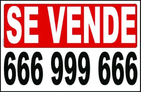se vende y se arrienda con el respaldo de la lonja de carteles cartonplast venta alquiler de propiedades en