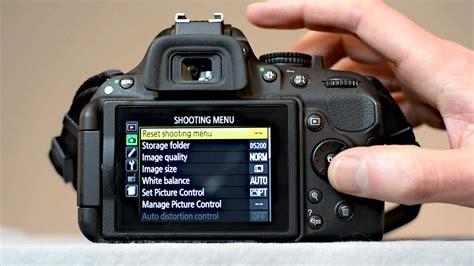 nikon d5100 settings nikon d5200 settings how to set up your d5200 to