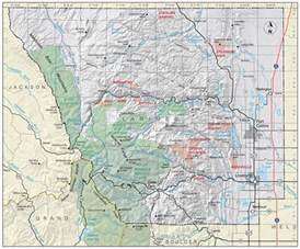 mines in colorado map larimer county colorado geological survey
