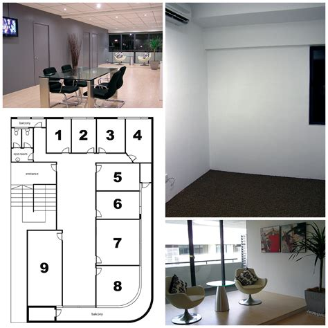 one room office for rent commercial shared office work space for rent in kuala lumpur room 1 the boutique office