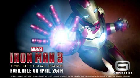 iron man official game gameplay trailer youtube