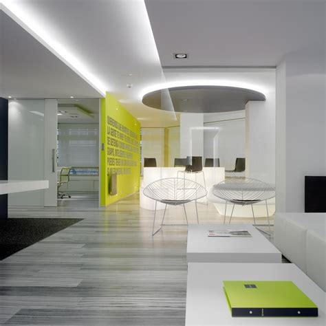Interior Office Design Ideas Imagine These Office Interior Design Maxan Office A Coru 241 A Spain A F Architects Abeij 243 N