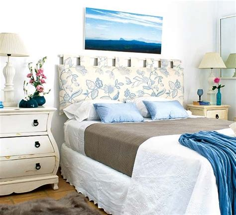 hanging upholstered headboard charming blue and white interesting hanging pillow