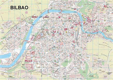 Infos sur : bilbao carte Arts et Voyages
