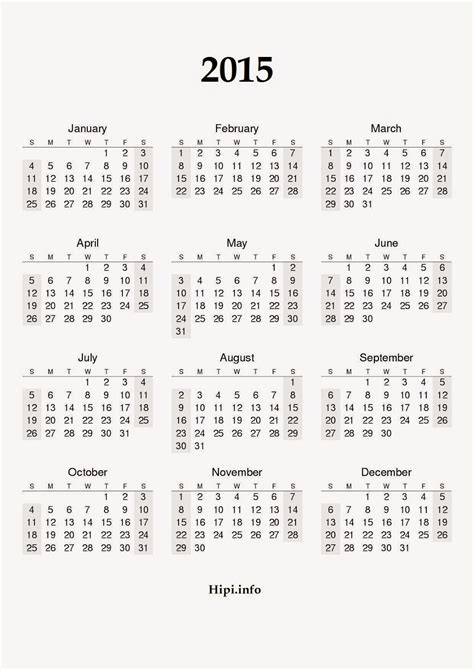 printable yearly a4 calendar 2015 2015 calendar a4 search results calendar 2015