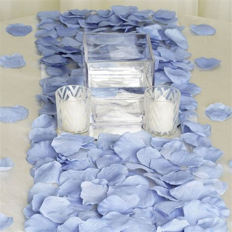 4000 Silk Rose Petals Wedding Decorations Favors Wholesale