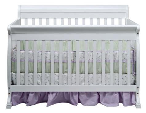 Davinci Kalani Crib Mattress Size by Davinci Kalani 4 In 1 Convertible Crib With Toddler Rail
