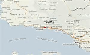 map of goleta california goleta location guide