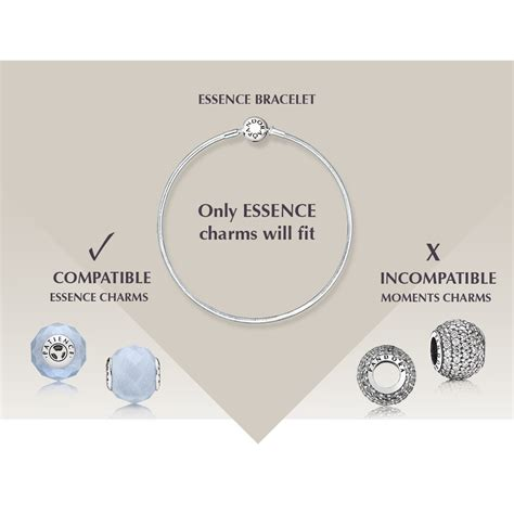 Safety Chain For Pandora Essence Bracelet Transfert Discount, Safety Chains For Bracelets   RD