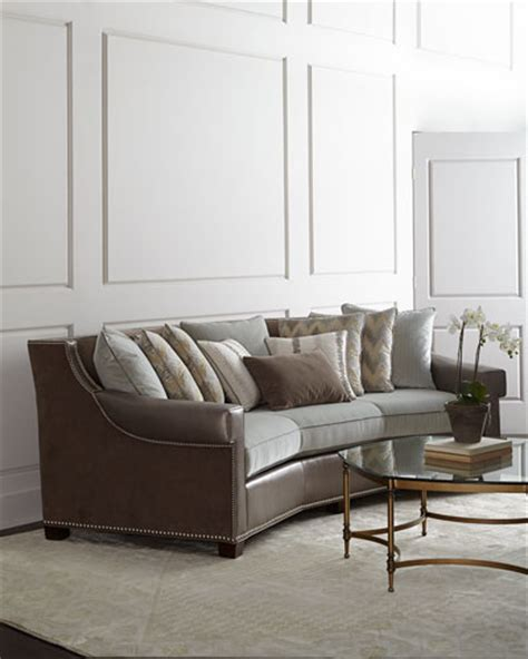 designer sofas settees at neiman